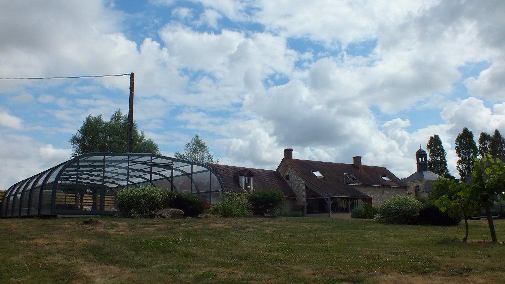 Aire camping-car à Linières-Bouton (49490) - Photo 3